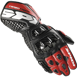 SPIDI Carbo Track Gloves - SIDI Vortice Boots