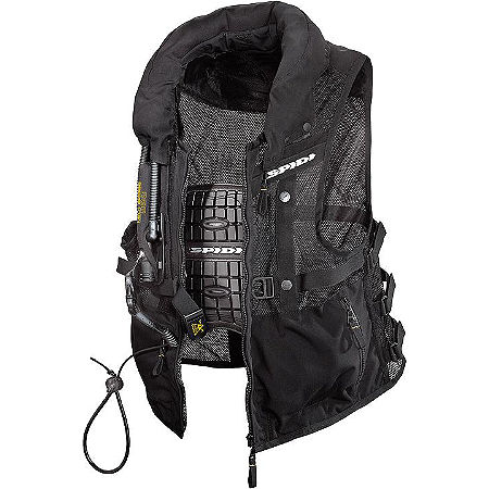 SPIDI Neck DPS Airbag Vest - Main