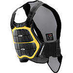 SPIDI Defender Back/Chest Armor -  Dirt Bike Safety Gear & Body Protection