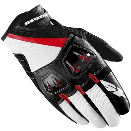 Spidi Flash-R Tex Gloves - SPIDI Jab-R Gloves