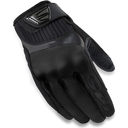 SPIDI G-Flash Tex Gloves - Icon 1000 Rimfire Gloves