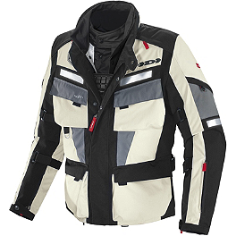 SPIDI Marathon H2OUT Jacket - SPIDI Voyager H2 Jacket