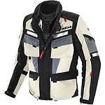 SPIDI Marathon H2OUT Jacket - SPIDI Motorcycle Jackets and Vests