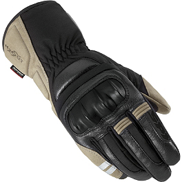 SPIDI Motorrad Leather H2OUT Gloves - Held Air n Dry Gloves