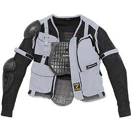 SPIDI Multitech Armor Jacket - Icon Stryker Rig