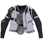 SPIDI Multitech Armor Jacket -  Dirt Bike Safety Gear & Body Protection
