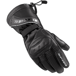 SPIDI NK-3 H2OUT Gloves - Alpinestars Royal Drystar Jacket