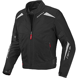 SPIDI Net 7 Jacket - AGV GP-Tech/T-2 Antifog Shield With Tear Off Post