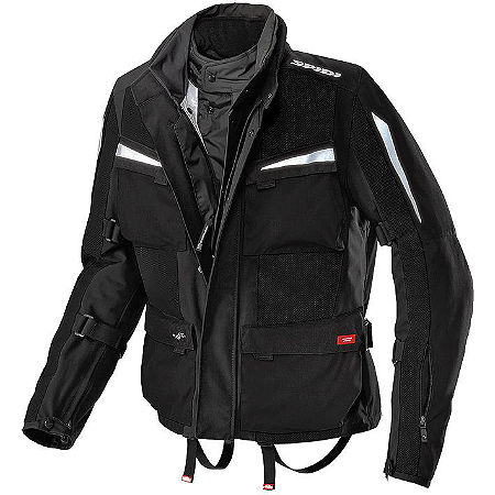SPIDI Netforce H2OUT Jacket - Main