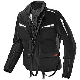 SPIDI Netforce H2OUT Jacket - SPIDI Marathon H2OUT Jacket