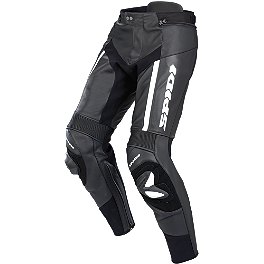 SPIDI RR Pro Leather Pants - Dainese Delta Pro Leather Pants