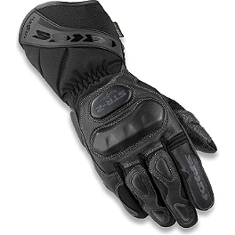 SPIDI STR-2 H2OUT Leather Gloves - Dainese Ice Sheet Gore-Tex Jacket