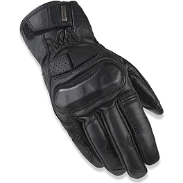 SPIDI S-1 Leather Gloves - Alpinestars C-2 Windstopper Gloves