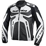 SPIDI T-2 Leather Jacket - SPIDI Motorcycle Jackets and Vests