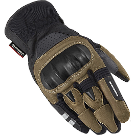 SPIDI T-Road Gloves - SPIDI Alu-Tech H2OUT Gloves
