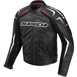 SPIDI Track Leather Jacket - SPIDI T-2 Leather Jacket