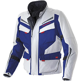 SPIDI Voyager 2 H2OUT Jacket - SPIDI H2OUT Rain Chest Jacket Liner