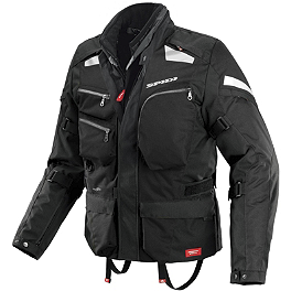 Spidi Voyager 3 H2OUT Jacket - Alpinestars Valparaiso Drystar Jacket