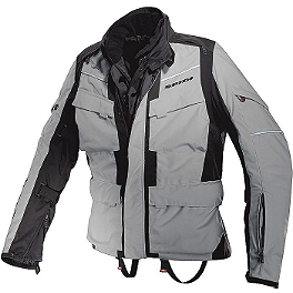 SPIDI Venture H2OUT Jacket - SPIDI Netforce H2OUT Jacket