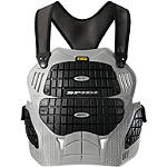 Spidi Warrior Thorax Protector - Motorcycle Chest Armor