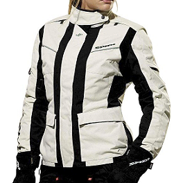 SPIDI Women's Venture H2OUT Jacket - Dainese Women's Two Delta D-Dry Jacket