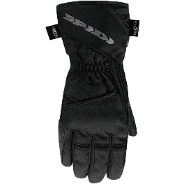SPIDI Women's Zodiac Gloves - Alpinestars Stella Women's Messenger Drystar Gloves