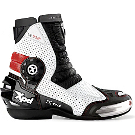 SPIDI X-One Vented Boots - SIDI Apex Boots