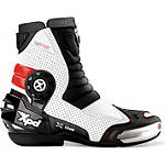 SPIDI X-One Vented Boots - SPIDI Motorcycle Products