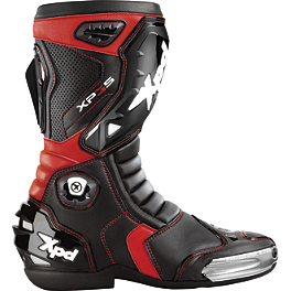 SPIDI XPD Xp-3 Boots - Cortech Latigo Air Boots