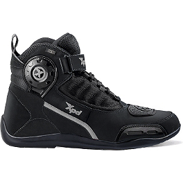 SPIDI Xj H2OUT Shoes - Alpinestars Shibuya Waterproof Leather Shoes