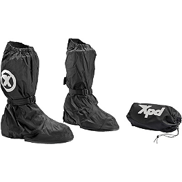 SPIDI X-Cover Shoe Covers - Dainese Waterproof Overboots