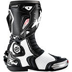 Spidi XP5-S WRS Vented Boots - SPIDI Motorcycle Footwear