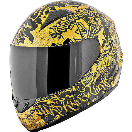 Speed & Strength SS1500 Helmet - Hard Knock Life - Main