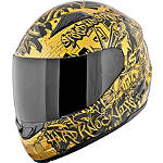 Speed & Strength SS1500 Helmet - Hard Knock Life - Speed and Strength Cruiser Helmets and Accessories
