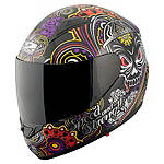 Speed & Strength SS1500 Helmet - Killer Queen - Womens Full Face Motorcycle Helmets