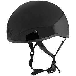 Speed & Strength SS200 Helmet - GMAX GM45 Half Helmet - Naked