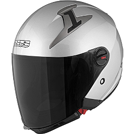 Speed & Strength SS2200 Modular Helmet - Show Chrome Stick On Flames