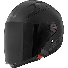 Speed & Strength SS2200 Modular Helmet - Spin Doctor - Fly Racing Tourist Helmet