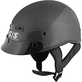 Speed & Strength SS300 Helmet - Carbon Fiber - Speed & Strength SS300 Helmet - Moto Mercenary