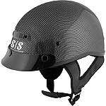 Speed & Strength SS300 Helmet - Carbon Fiber - Speed and Strength Motorcycle Half Shell Helmets