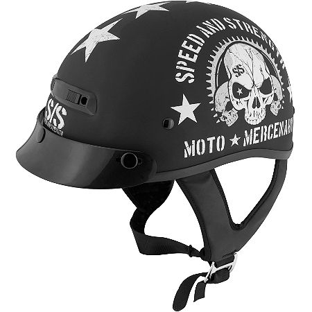 Speed & Strength SS300 Helmet - Moto Mercenary - Main
