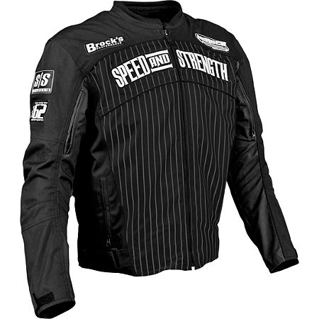 Speed & Strength 62 Motorsports Textile Jacket - Main