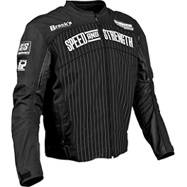 Speed & Strength 62 Motorsports Textile Jacket - Speed & Strength Bikes Are In My Blood Jacket