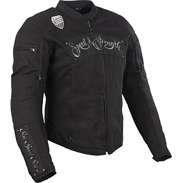 Speed & Strength Women's Six Speed Sisters Textile Jacket - Speed & Strength Women's MotoLisa Textile Jacket