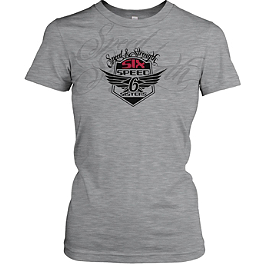 Speed & Strength Women's Six Speed Sisters T-Shirt - Alpinestars Women's Stella Seville Jacket