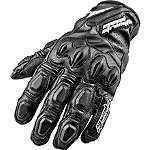 Speed & Strength Seven Sins Gloves - Speed and Strength Shorty Motorcycle Gloves