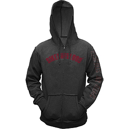 Speed & Strength Bikes Are In My Blood Hoody - Answer Rockstar RR Zip Hoody