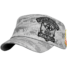 Speed & Strength Call To Arms Hat - Speed & Strength The Power & The Glory Flexfit Hat