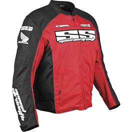 Speed & Strength CBR Project H Textile Jacket - Joe Rocket Honda Racing Soft Shell Jacket
