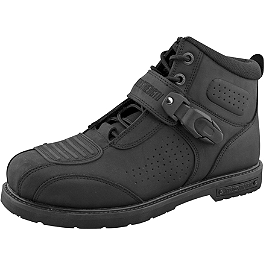 Speed & Strength Hard Knock Life Boots - Icon Field Armor Chukka Boots
